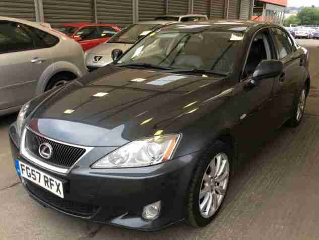 2007 Lexus IS 220d 2.2TD SE 175 ***BUY FOR ONLY £26 PER WEEK***