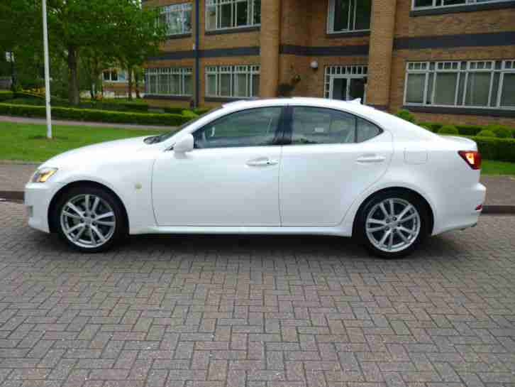 lexus 2007 is350 v6 auto paddle shift left hand drive lhd car for sale. Black Bedroom Furniture Sets. Home Design Ideas