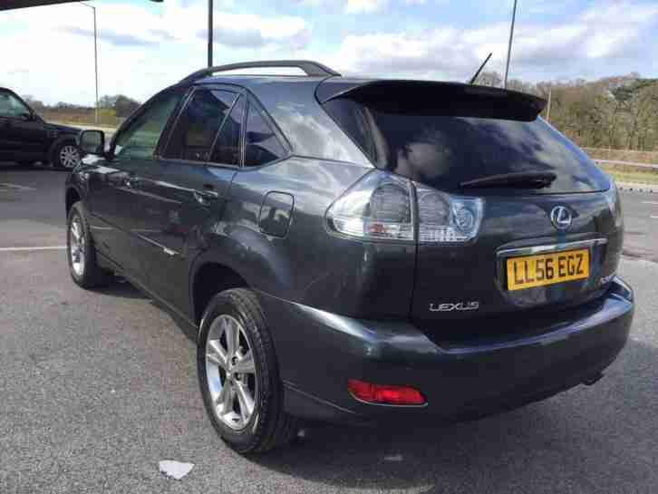 2007 Lexus RX 400h 3.3 5dr In Grey