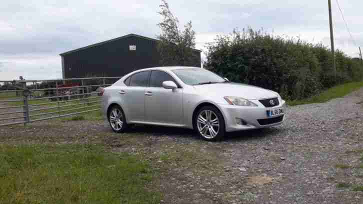 2007 Lexus is220d