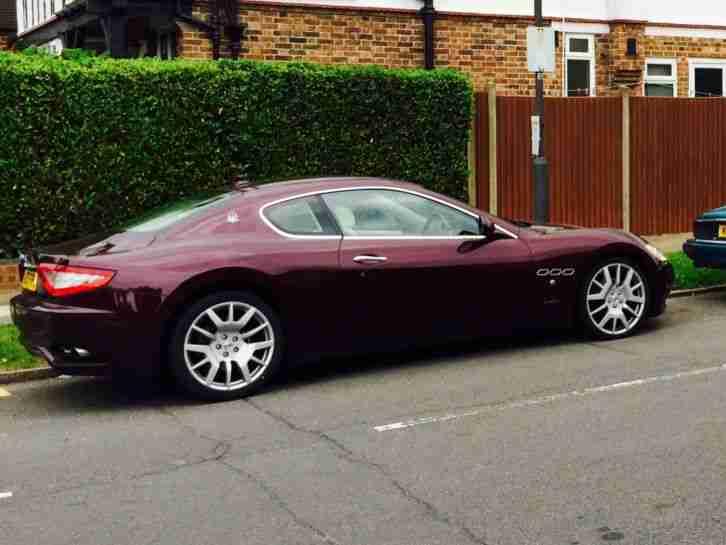 maserati 2007 gran turismo v8 auto stunning example car for sale. Black Bedroom Furniture Sets. Home Design Ideas