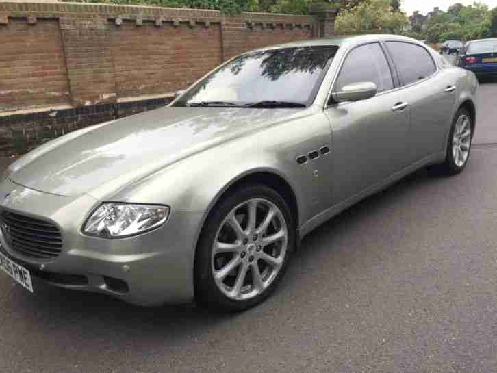 2007 QUATTROPORTE EXECUTIVE 4.2 V8