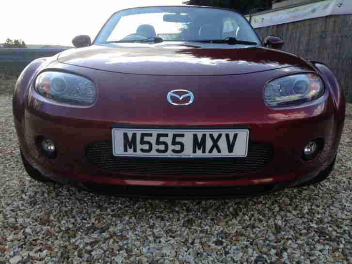 2007 MAZDA MX-5 ICON 2.0i *private plate included*