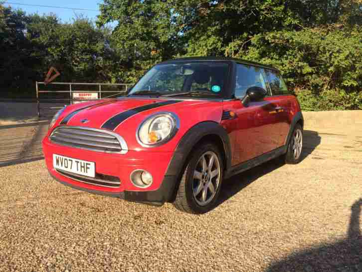 mini 2007 cooper chilli pack 6 speed car for sale. Black Bedroom Furniture Sets. Home Design Ideas
