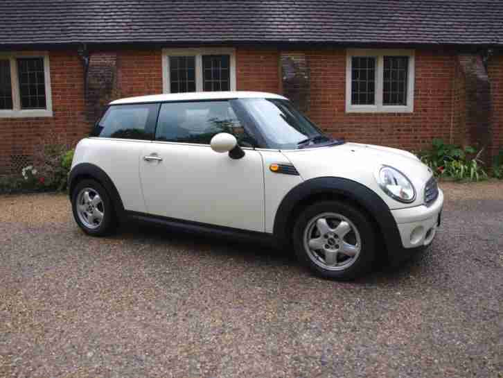 Mini HATCHBACK. Mini car from United Kingdom