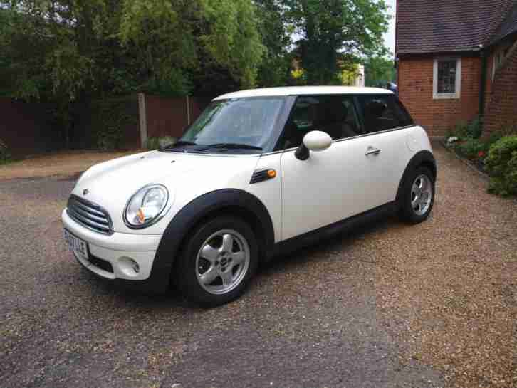 2007 MINI HATCHBACK 1.6 Cooper 3dr