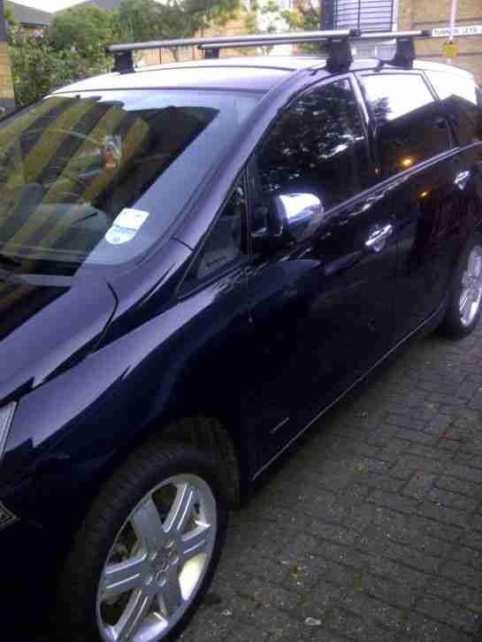 Mitsubishi GRANDIS. Mitsubishi car from United Kingdom