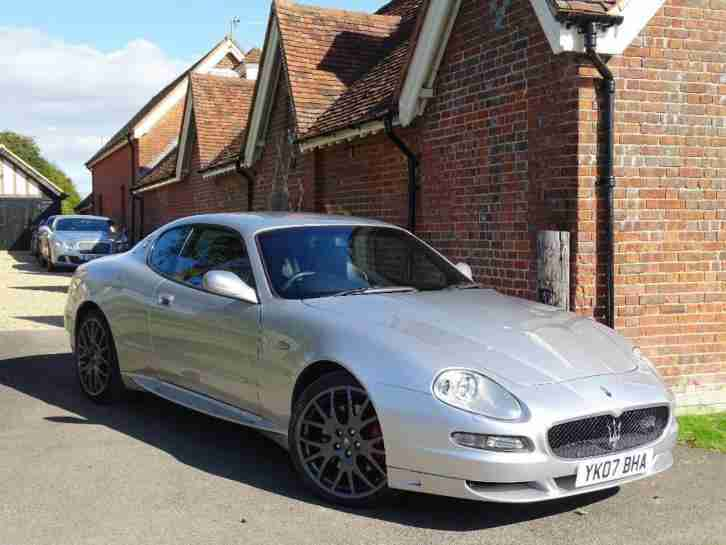 2007 Maserati Gransport 4.2 2dr