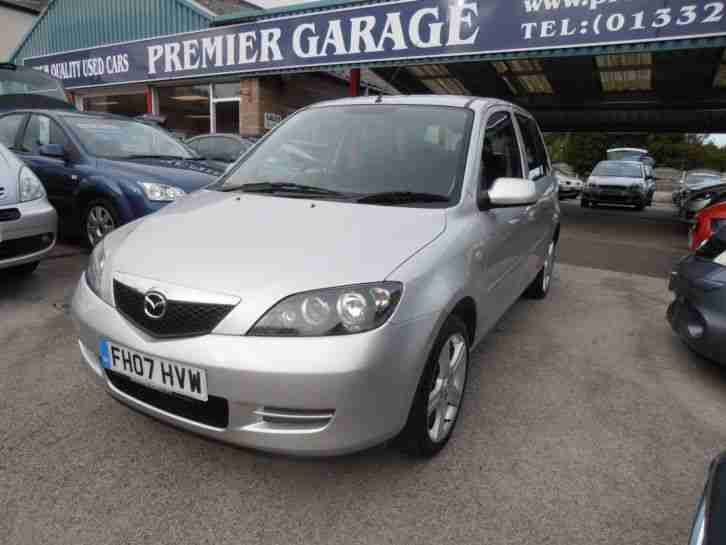 2007 Mazda 2 1.4 Capella 5dr 5 door Hatchback
