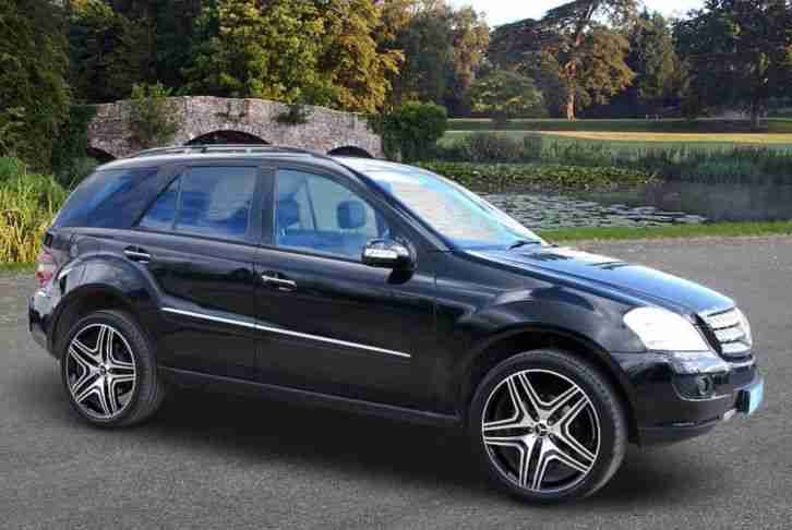 Mercedes benz 2007 m class 3 0 ml320 cdi sport 7g tronic for 2007 mercedes benz ml320 cdi