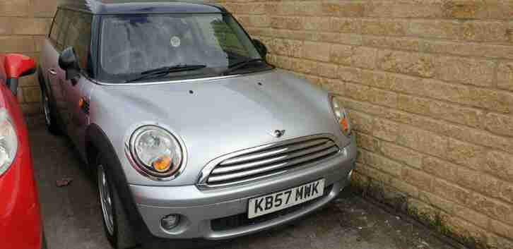 2007 Mini Cooper Clubman | 1.6 Petrol | MOT Oct | 7 Service Stamps | 2 F Keepers