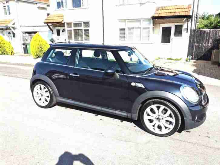 2007 Cooper S 1.6 Manual with Chilli