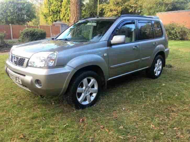 2007 X Trail 2.2 dCi COLUMBIA 5dr 4x4