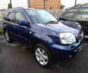 2007 Nissan X Trail 2.2dCi 136 Aventura DIESEL FULL SERVICE HISTORY