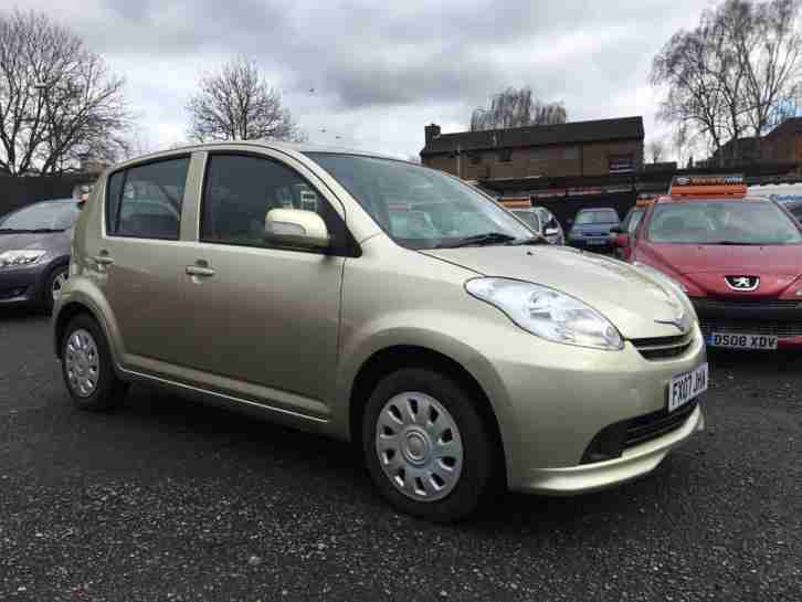 2007 PERODUA 1.3 MYVI SXI 12 MONTHS MOT + 2 PREVIOUS OWNERS + PART SERVICE