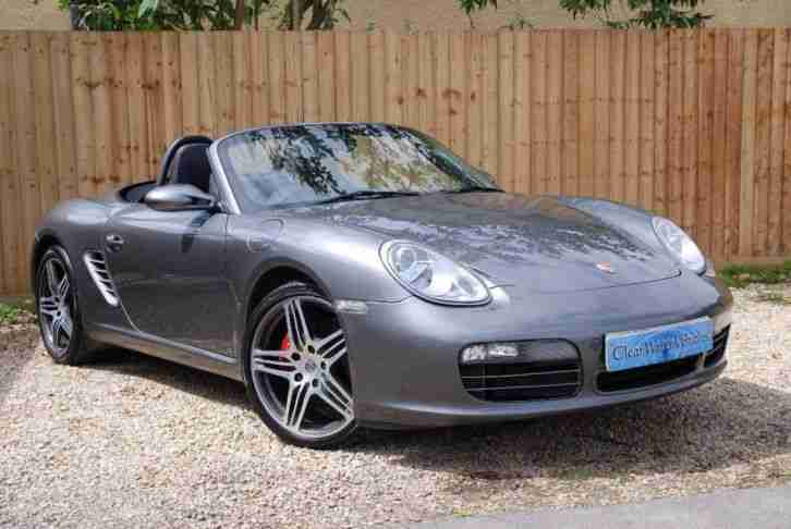 2007 BOXSTER 987 3.4 S 2dr