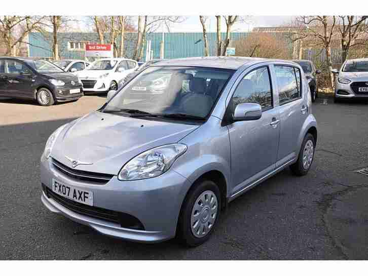 2007 Perodua MYVI SXi 1.3cc Petrol in Metallic Silver 1 owner from new