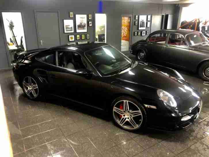 2007 911 Turbo 997 Turbo Tiptronic S