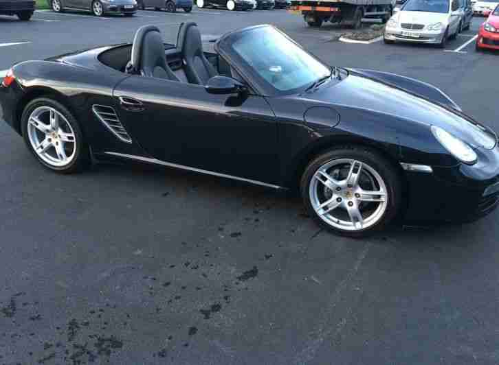 2007 BOXSTER 987 2.7 2dr