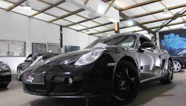 2007 Porsche Cayman 2.7 | MANUAL | FULL HISTORY | NEW BRAKES | 19 ALLOYS