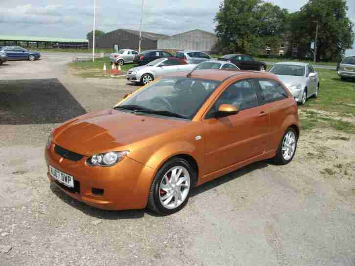 2007 Proton Satria Neo 1.6 GSX 3 Door Sports Hatchback
