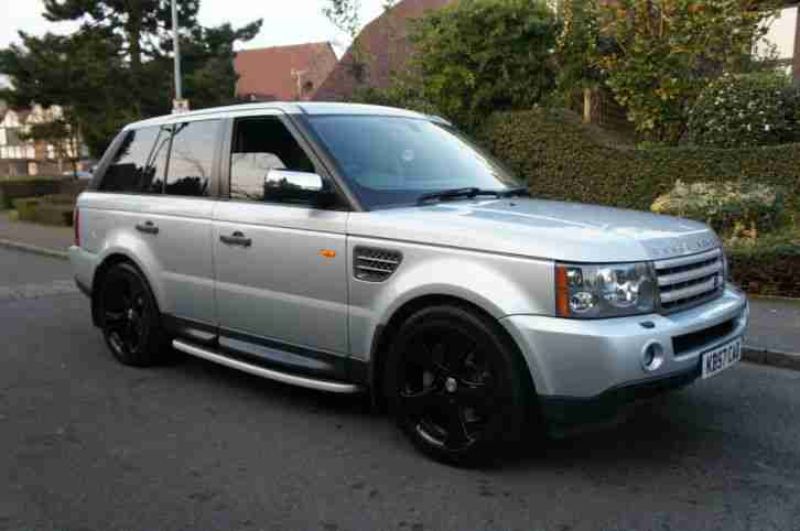 RANGE ROVER SPORT TDV8 DIESEL swap px replica modified show why STUNNING