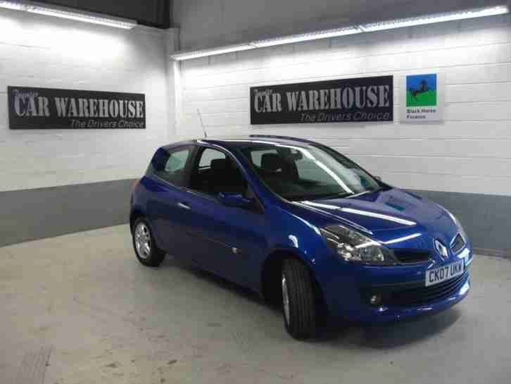 2007 Renault CLIO DYNAMIQUE DCI Manual Hatchback