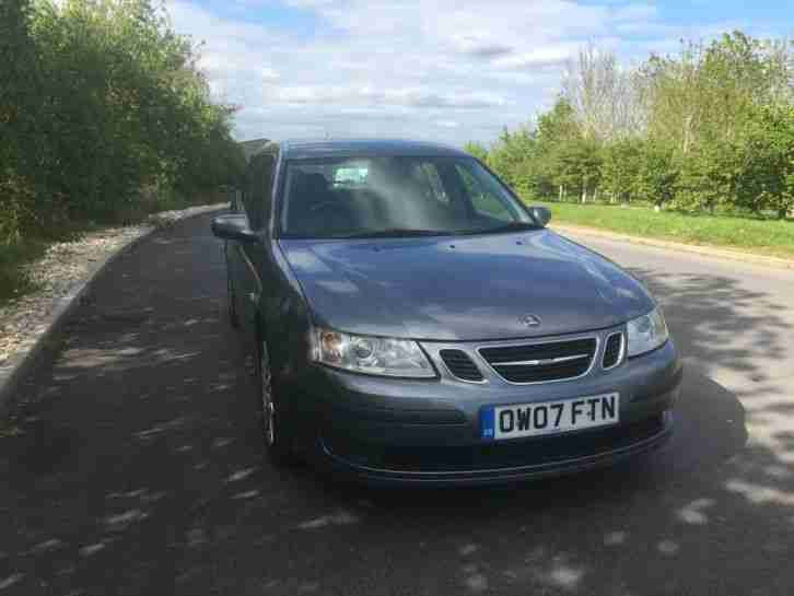 2007 SAAB 9-3 VECTOR SPORT AN TID GREY