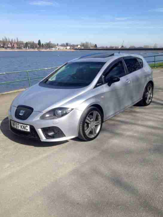 Niewiarygodnie Seat 2007 LEON FR TDI STAGE 2 TOP SPEC. car for sale HP16