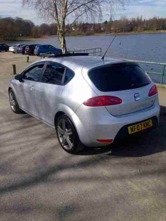 2007 SEAT LEON FR TDI STAGE 2 *TOP SPEC*