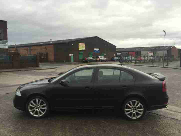 2007 SKODA OCTAVIA VRS TURBO MANUAL - NOT DAMAGED SALVAGE - DRIVE AWAY - MOT'D