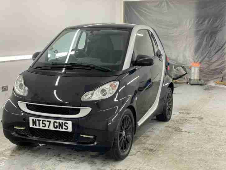 2007 FORTWO COUPE LONG MOT 2 KEYS