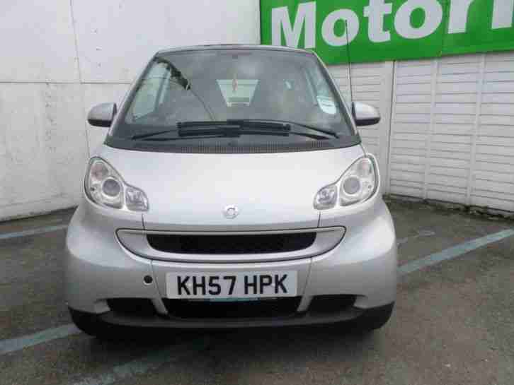 2007 SMART FORTWO Passion 2dr Auto