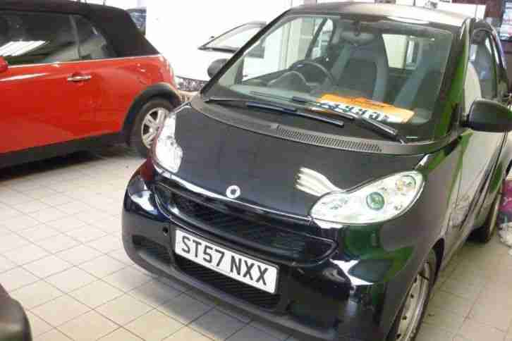 ForTwo Transmission