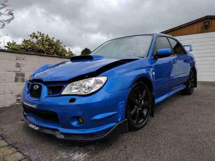 Subaru 2007 Impreza 2 0 Rx 5dr Hatchback Petrol Car For Sale