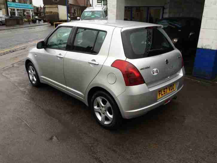 2007 SUZUKI SWIFT 1.3 DDiS FULL SERVICE HISTORY