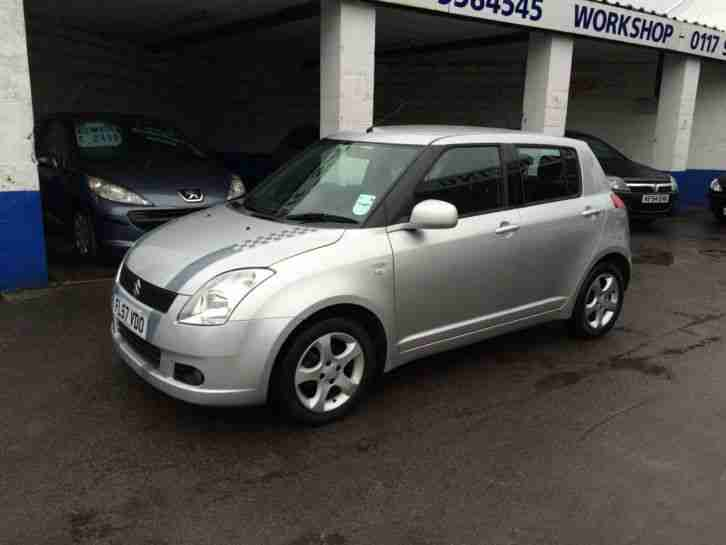 suzuki 2007 swift 1 3 ddis full service history car for sale. Black Bedroom Furniture Sets. Home Design Ideas
