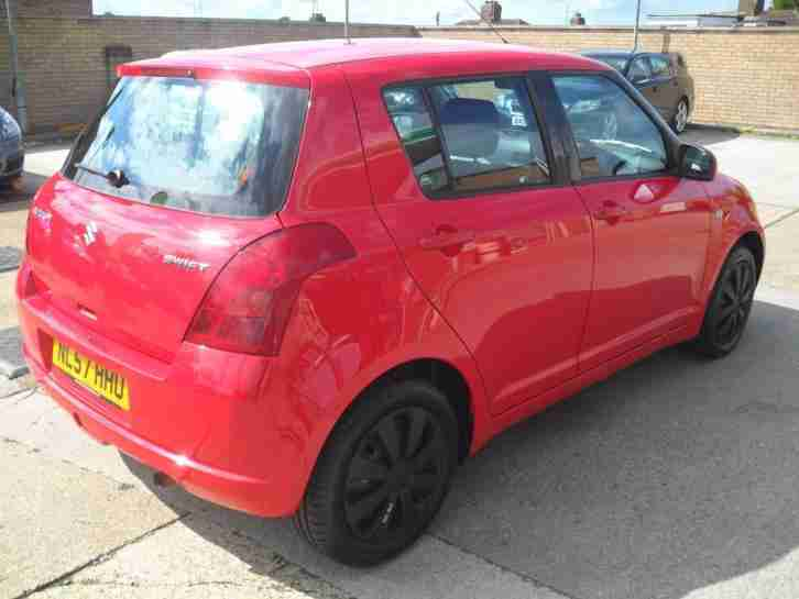 2007 SUZUKI SWIFT 1.3 GL