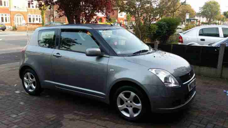 2007 SWIFT GL GREY RECON GEARBOX 12