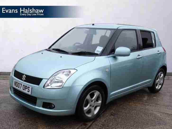 suzuki 2007 swift swift 1 5 glx 5dr petrol car for sale. Black Bedroom Furniture Sets. Home Design Ideas