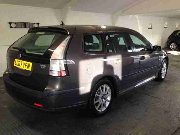 2007 Saab 9-3 linear sport DT estate 1.9TID diesel 6 speed REDUCED