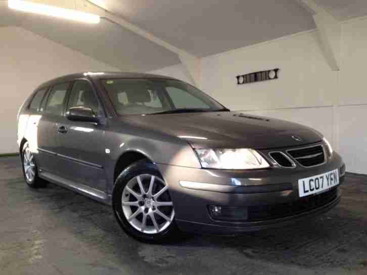 2007 9 3 linear sport DT estate 1.9TID