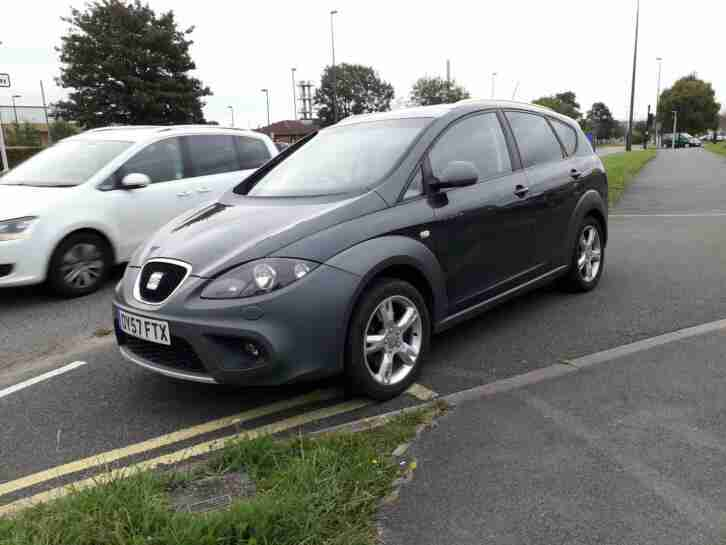 2007 Seat Altea 2.0TDI DPF Freetrack 4WD With TowBar