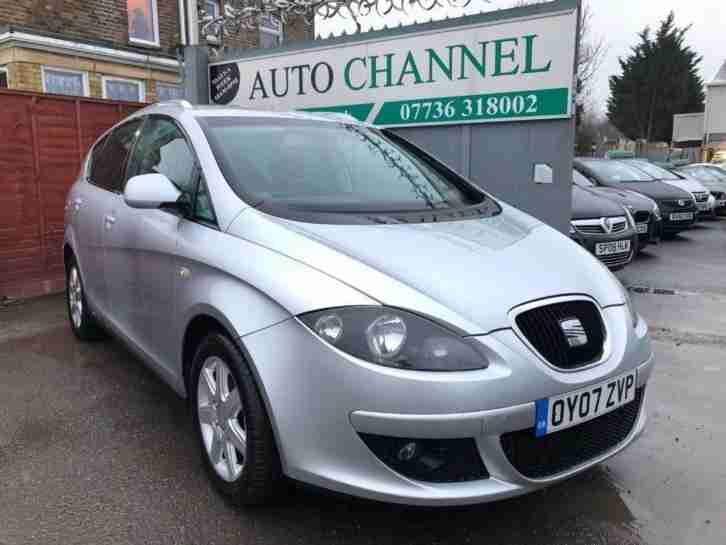 Seat Altea. Other car from United Kingdom