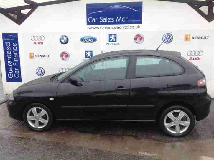 seat 2007 ibiza 1 4 tdi reference 3dr car for sale. Black Bedroom Furniture Sets. Home Design Ideas