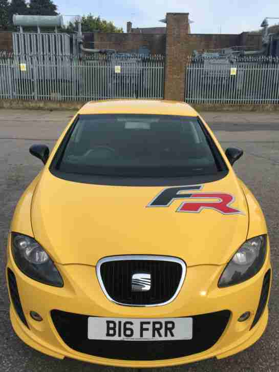 seat 2007 leon 2 0 tfsi dsg cupra k1 fr demo car car for sale. Black Bedroom Furniture Sets. Home Design Ideas