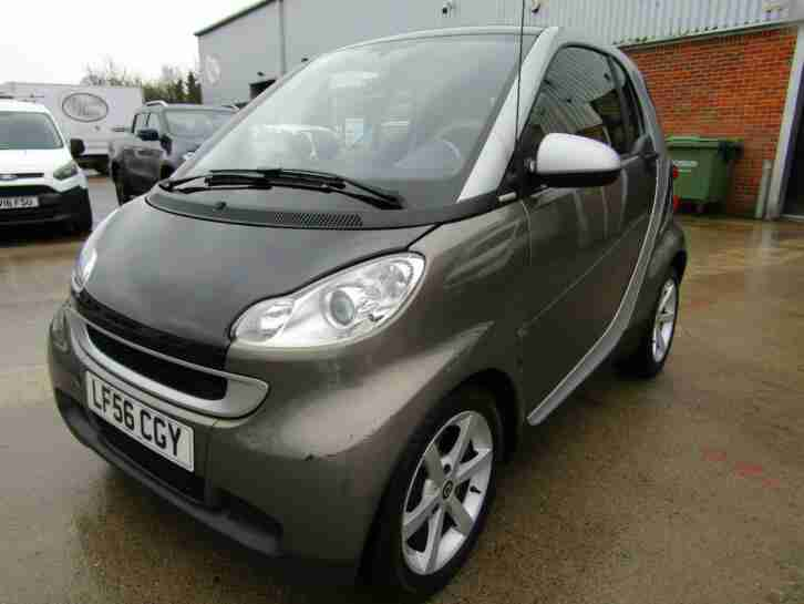 2007 ForTwo Coupe 1.0 Passion LEFT HAND