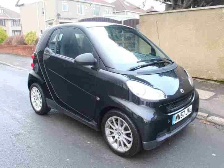 smart 2007 fortwo passion full service history car for sale. Black Bedroom Furniture Sets. Home Design Ideas