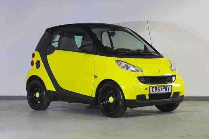 2007 Fortwo 1.0 Pure 2dr