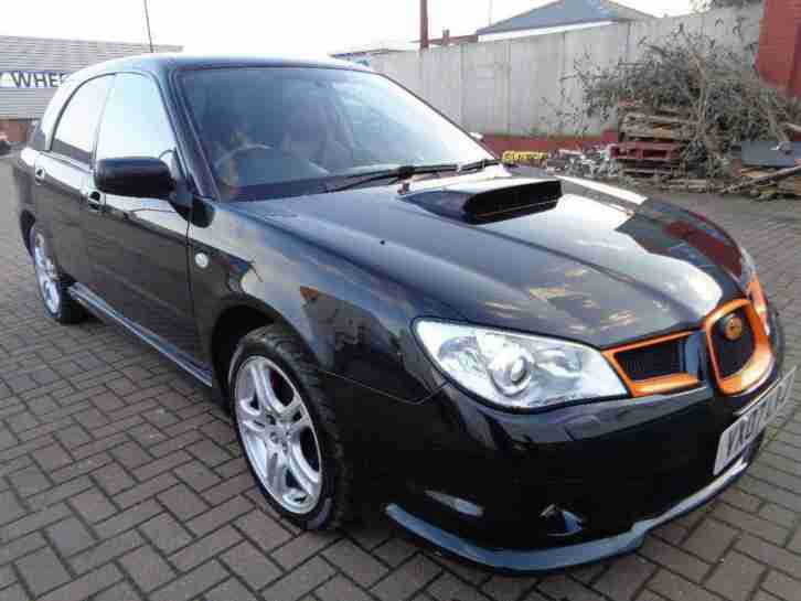 subaru 2007 impreza 2 5 wrx sl 4dr car for sale. Black Bedroom Furniture Sets. Home Design Ideas